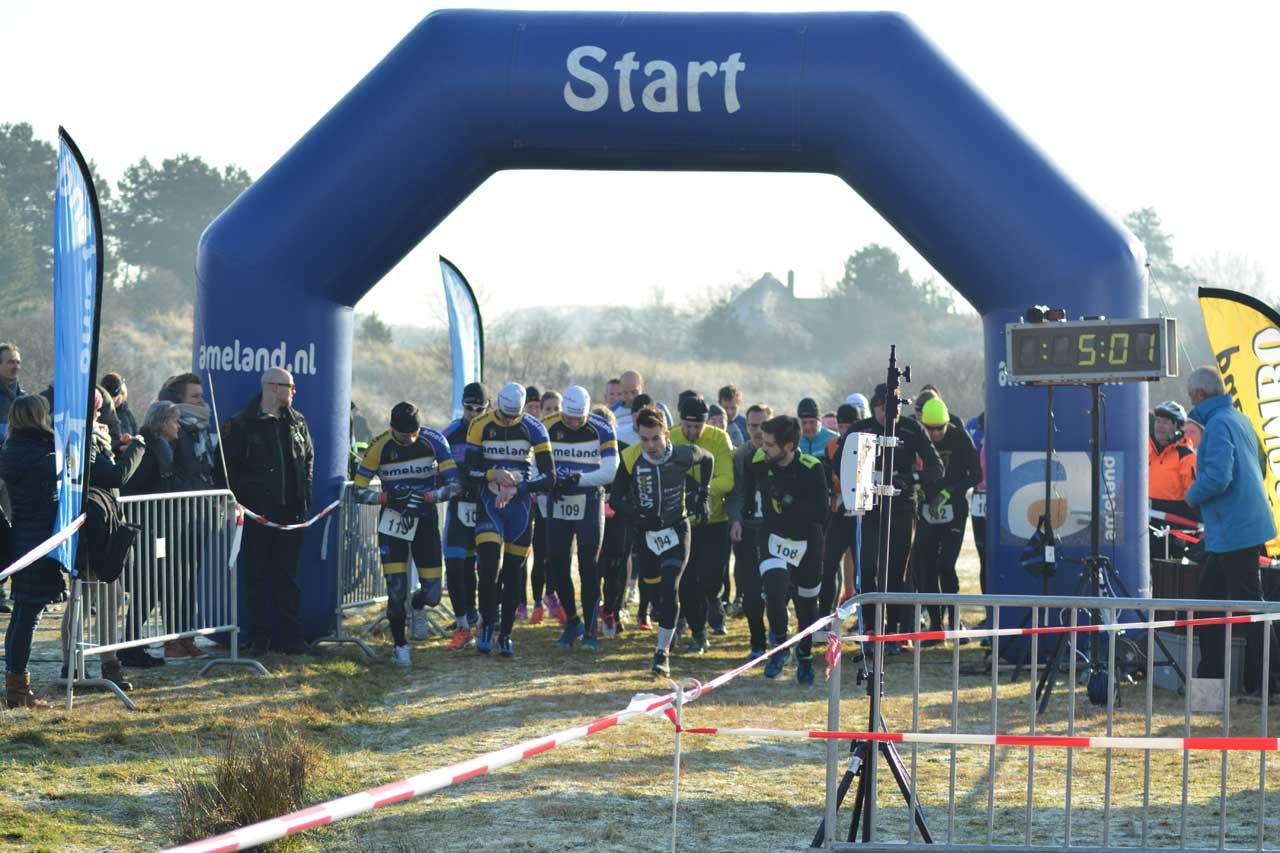 Op 22 januari 2017 organiseerde Sporteiland de 1e Cross Duathlon op Ameland. Een prachtige uitdaging voor de duursporter die van het offroad werk houdt.