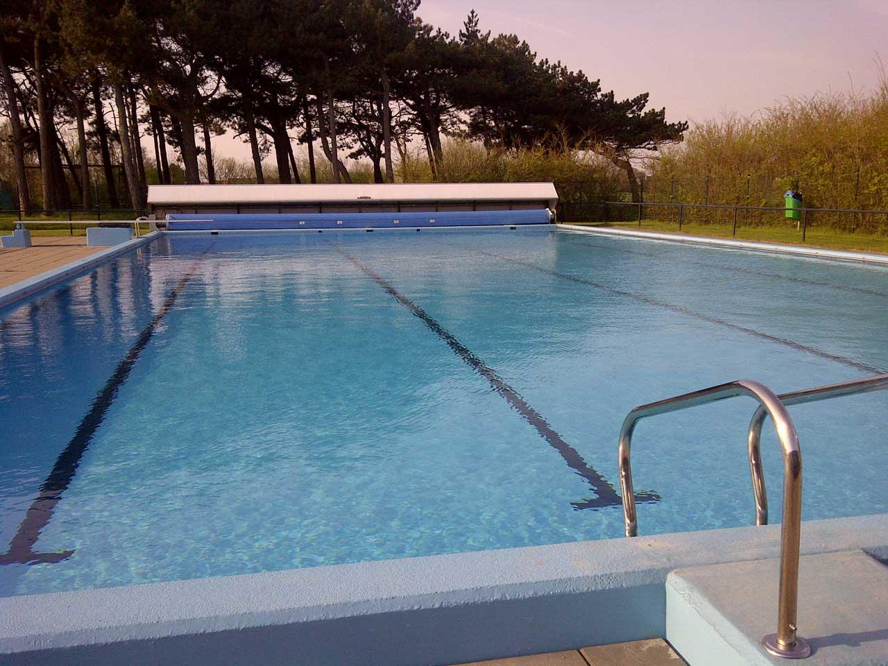 Zwembad de Golfslag